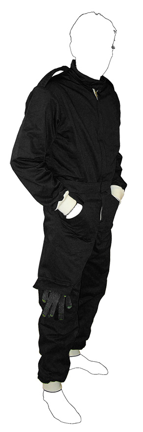 MC1-F technical staff suit
