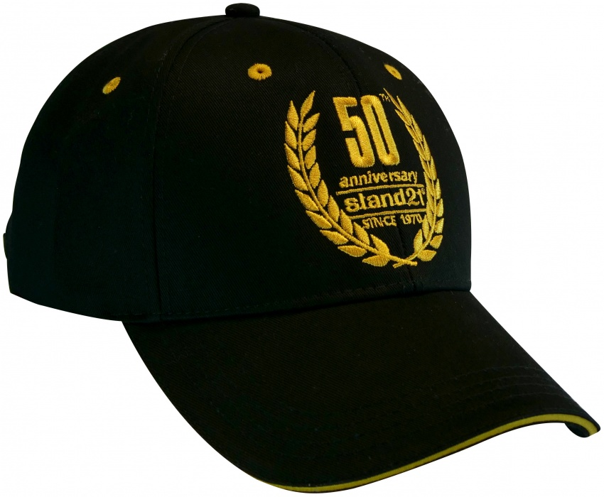 Stand 21 50th Anniversary baseball cap